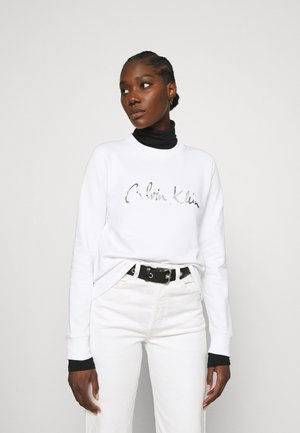 SIGNATURE - Sweatshirt - bright white