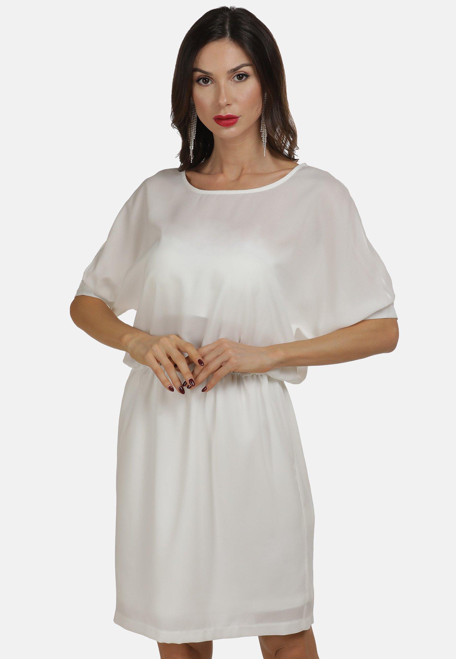 Lowest Price Women's Clothing faina Day dress wollweiss Ry5FafYx2