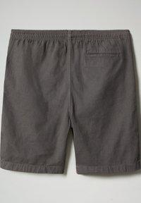 Napapijri - Shorts - grey gargoyle - 8