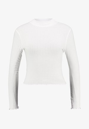 LETTUCE EDGE - Long sleeved top - off white
