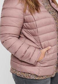 ONLY Carmakoma - Winter jacket - burlwood - 3