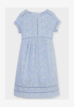 Day dress - light blue