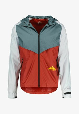 SF TRAIL - Windbreakers - grau