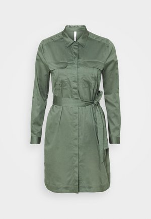 CARLOTTY - Day dress - forest green