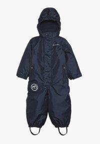 Minymo - SNOWSUIT OXFORD - Mono para la nieve - navy blazer - 0
