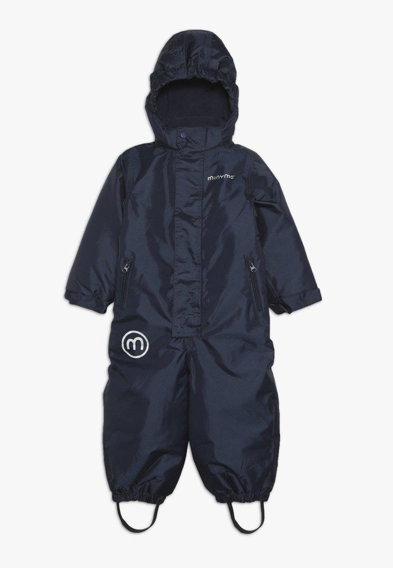 Minymo - SNOWSUIT OXFORD - Mono para la nieve - navy blazer