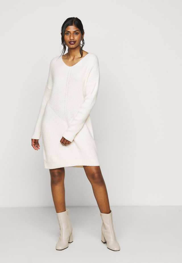 ONLJADA DRESS - Jumper dress - birch