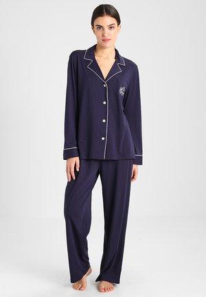 HAMMOND CLASSIC NOTCH COLLAR  - Pyjama - windsor navy