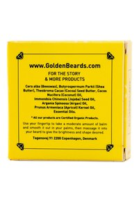 Golden Beards - BEARD BALM - Beard oil - big sur - 2