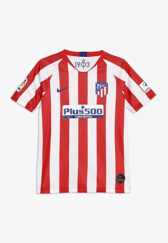 ATLETICO MADRID HOME - Club wear - sport red/white/deep royal blue