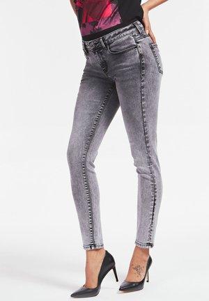"""A$AP ROCKY"" - Jeans Skinny Fit - dunkelgrau"