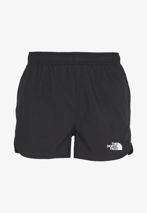 WOMENS ACTIVE TRAIL RUN SHORT - Sports shorts - black