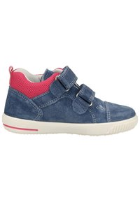 Superfit - Touch-strap shoes - blue/pink - 6