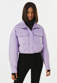 Bershka - Light jacket - mauve - 0