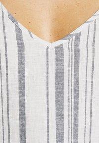 Zign - Day dress - blue/white - 6