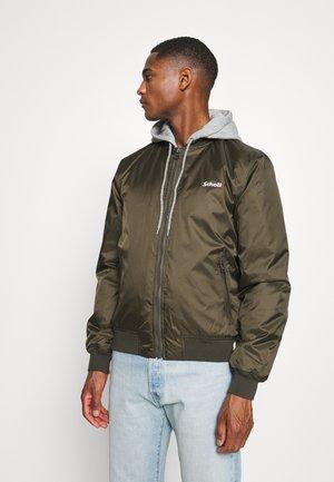 OREGON - Light jacket - kaki