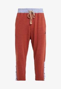 Vivienne Westwood - TRACKSUIT PANT - Pantaloni sportivi - brick - 4