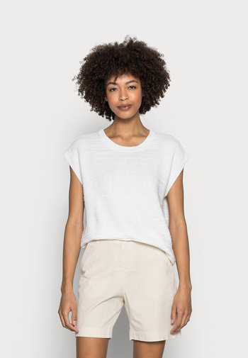 MARRIA - Print T-shirt - chalk