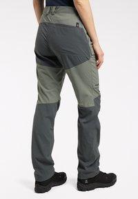 Haglöfs - Outdoor trousers - lite beluga/magnetite - 1
