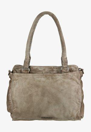 RISE - Handbag - taupe