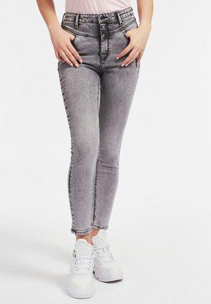 Jeans Skinny - grau