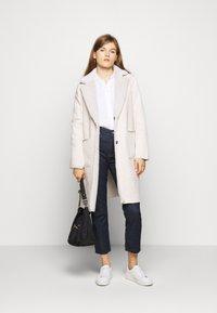 Lauren Ralph Lauren - Classic coat - cream - 1