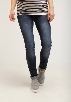 MIA - Slim fit jeans - dark stone wash