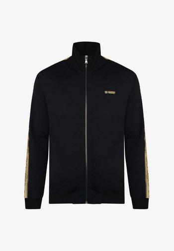 CHEETAH-CRYSTAL TRICOT HOTFIX TRACKTOP - Training jacket - black