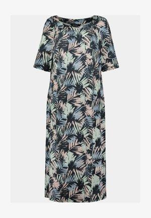 GROSSE GRÖSSEN - Jersey dress - marine