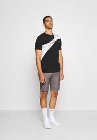 Scotch & Soda - SHORT SLEEVE TEE - T-shirt basic - antra - 1