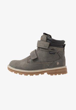 CORNER - Winter boots - grau