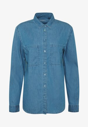 EASY BLOUSE - Camisa - blue