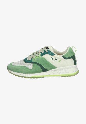 Trainers - green multi
