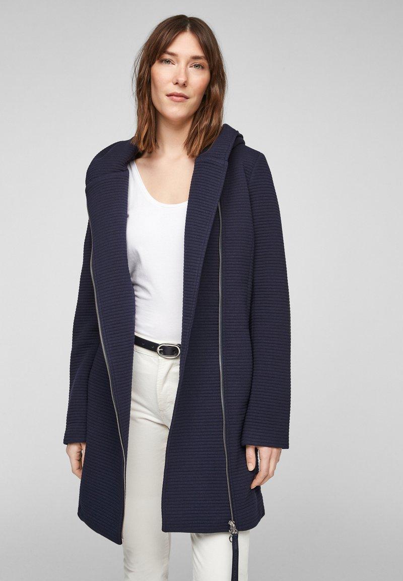 s.Oliver - Short coat - navy