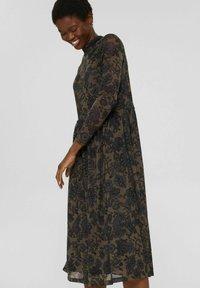 Esprit Collection - AUSGESTELLTES  - Day dress - dark brown - 5