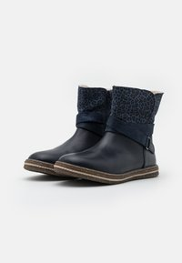Friboo - Korte laarzen - dark blue - 1