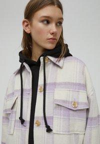 PULL&BEAR - Light jacket - mauve - 3
