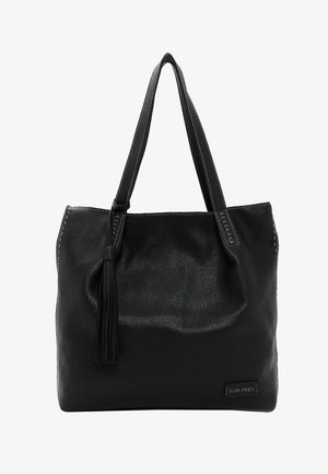 STACY - Tote bag - black
