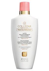 Collistar - MULTIVITAMIN MAKE-UP REMOVER MILK FACE-EYES KIT - Skincare set - - - 1