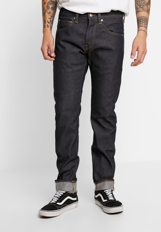 ED-55 REGULAR TAPERED - Jean droit - dark blue