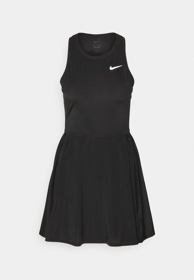 DRESS - Jurken - black/white