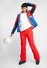 Head - COSMOS JACKET - Skijakke - red/royal blue - 1