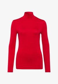 Marc Aurel - MIT TURTLENECK - Long sleeved top - red - 4