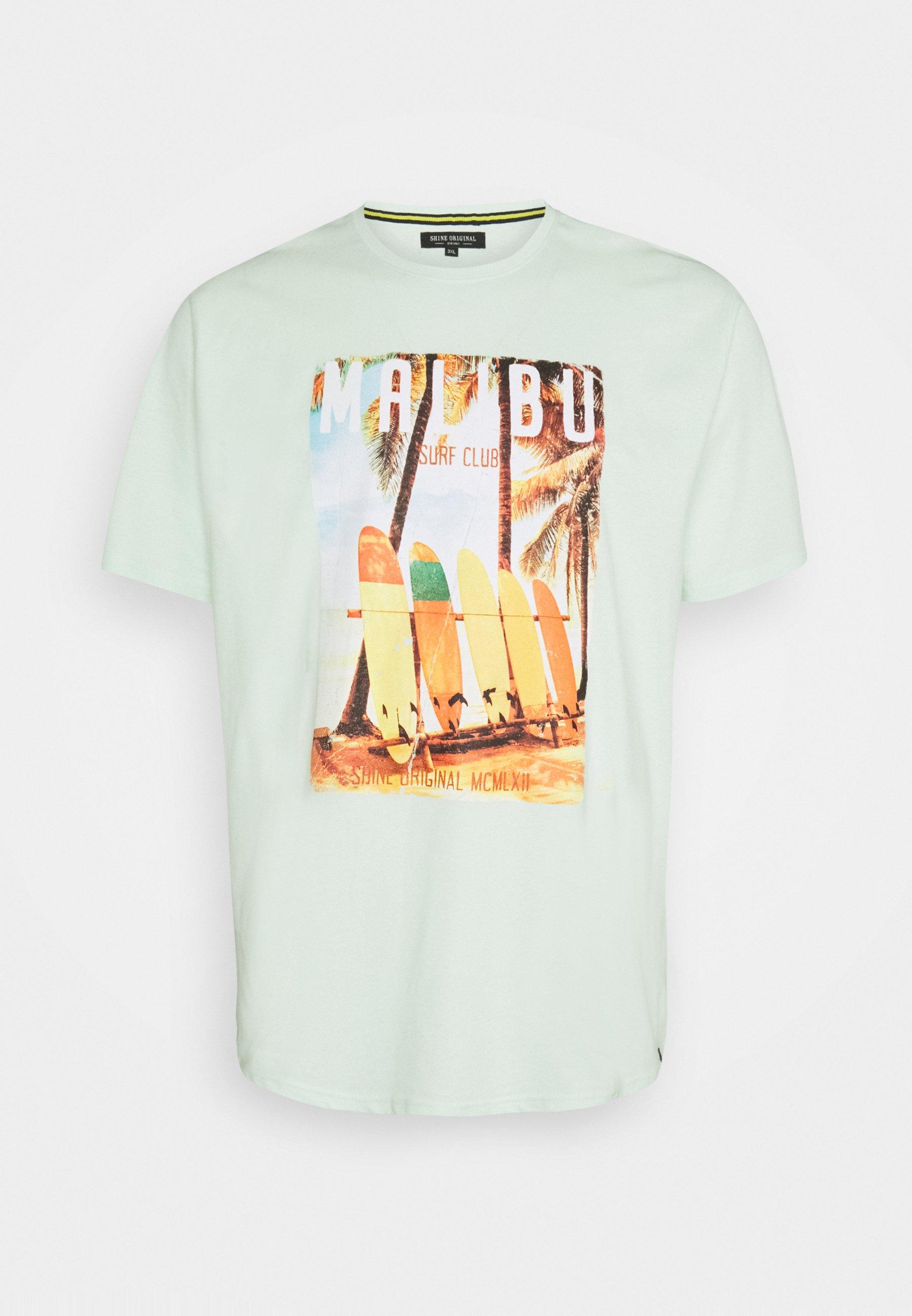 Men O NECK TEE - Print T-shirt