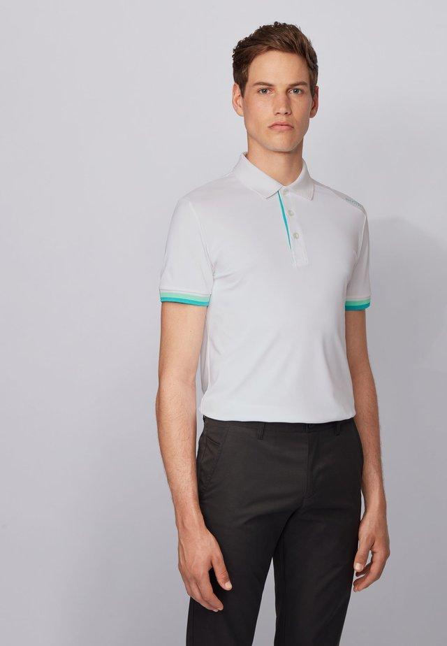 PAULE  - Polo shirt - white