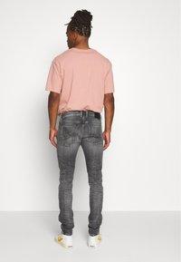 Diesel - TEPPHAR-X - Jeans Skinny Fit - black denim - 2