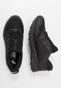 ASICS - GEL-SONOMA 5 G-TX - Trail running shoes - black - 1