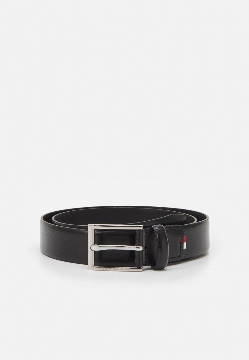 Tommy Hilfiger - FORMAL - Belt business - black