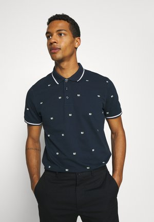 JORLOGON - Polo - navy blazer