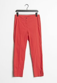 GINA LAURA - Trousers - red - 0
